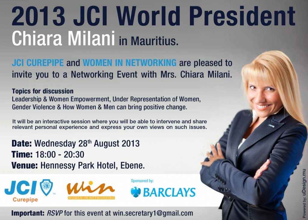 JCI-WIN WP Event
