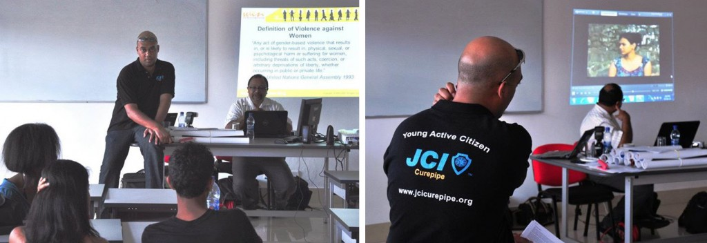 JCI Curepipe collaboration