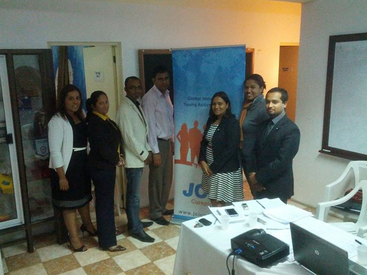 2014 JCI Curepipe Local Board